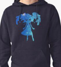 Lapis Lazuli Galaxy Pullover Hoodie
