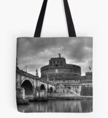Castel Sant'Angelo, Rome Italy Tote Bag
