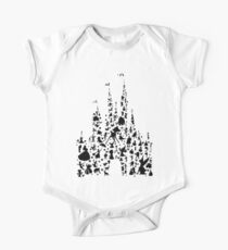 Happiest Castle On Earth One Piece - Short Sleeve