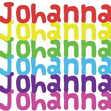 Johanna by hamsters
