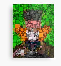 The Mad Hatter Metal Print
