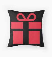 Regalo Throw Pillow