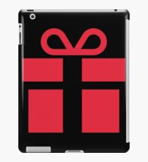 Regalo iPad Case/Skin
