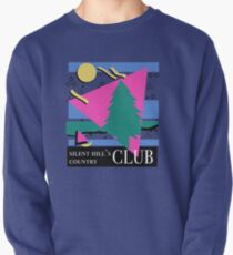 SILENT HILL COUNTRY CLUB - 90S TOURIST TRINKETS Pullover