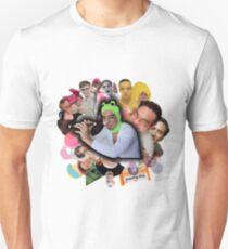 Papa Franku Unisex T-Shirt