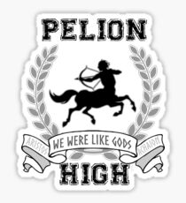Pelion High Sticker