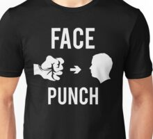 Face Punch Unisex T-Shirt