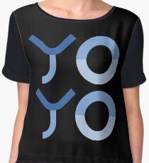 Yoyo Women's Chiffon Top