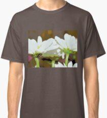 Flowers | Flower | White Daisies Classic T-Shirt