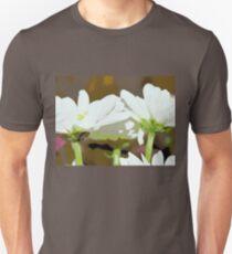 Flowers   Flower   White Daisies Unisex T-Shirt