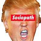 Trump Sociopath by Thelittlelord