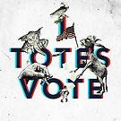 I Totes Vote by heatherlandis