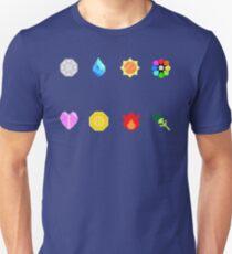 Pixelmon Badges T-Shirt