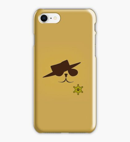 Django Bear VRS2 iPhone Case/Skin