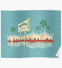 Versailles - Little Havana - Miami Poster