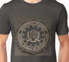 FBI Crest Unisex T-Shirt