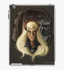 Thranduil-king of the woodland realm  iPad Case/Skin
