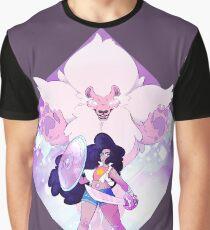 Stevonnie & Lion Graphic T-Shirt