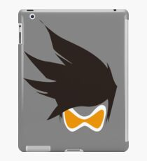 Tracer Hair and Goggles Vector iPad Case/Skin