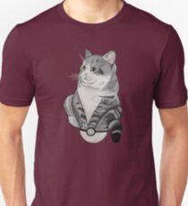 Fat Cat in a Pokeball Unisex T-Shirt