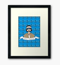 Go Mordecai! Framed Print