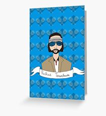 Go Mordecai! Greeting Card