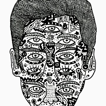 strange face by rustypop