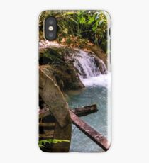 Abandoned irrigation iPhone Case/Skin