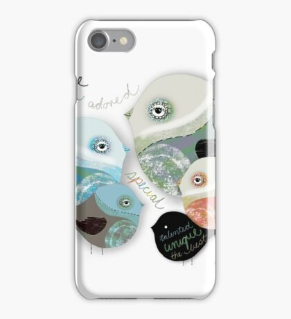 You are Loved Affirmation iPhone Case/Skin