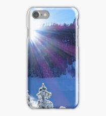 Cold Winter Sunlight iPhone Case/Skin