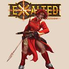 Exalted Night Caste - Novia Claro by TheOnyxPath
