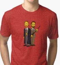 Moriarty & Moran  Tri-blend T-Shirt