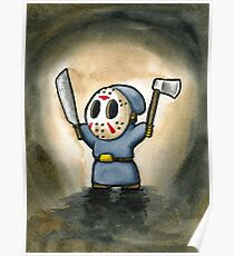 Friday the 13th Shyguy Poster