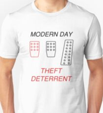 Theft Deterrent Unisex T-Shirt
