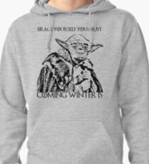 Coming winter is Pullover Hoodie