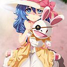 Yoshino { Date A Live} by ToxicInk