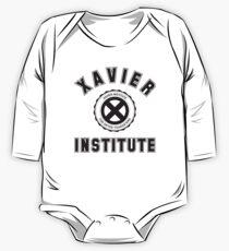 XAVIER-INSTITUT FÜR GIFTED YOUNGSTERS Langärmeliger Einteiler