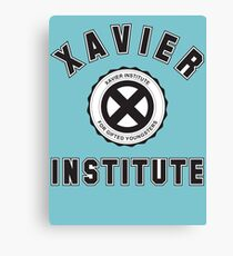 XAVIER INSTITUTE FOR GIFTED YOUNGSTERS Canvas Print