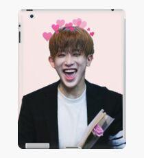 Wonho + Hearts iPad Case/Skin