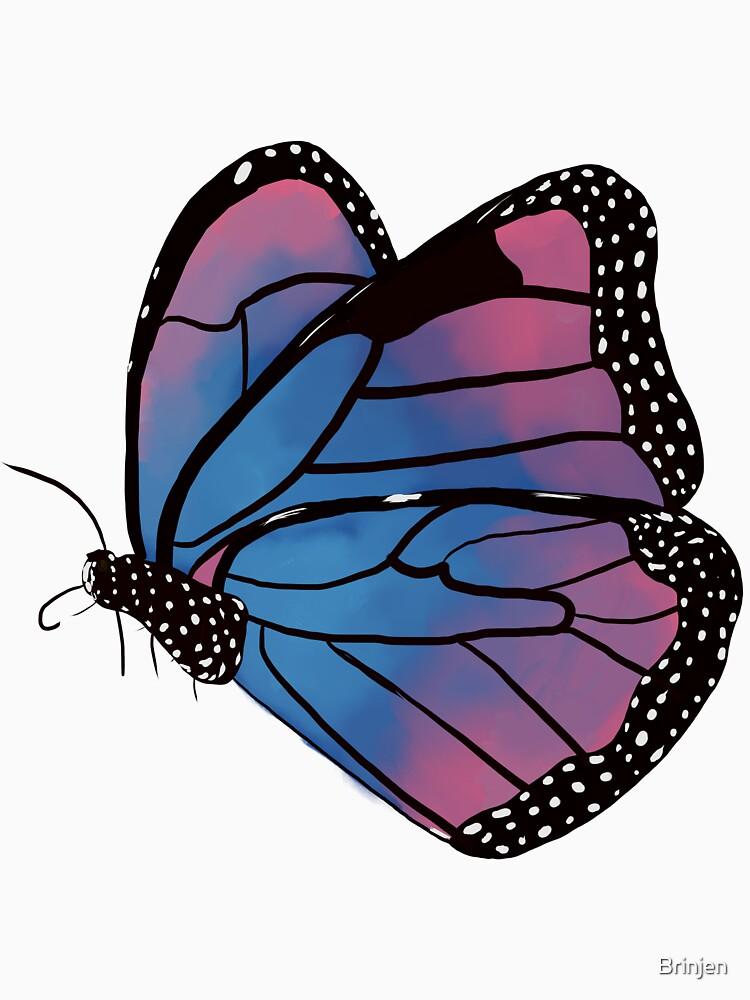 Butterfly by Brinjen