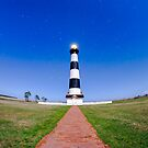 cape hatteras lighthouse by ALEX GRICHENKO