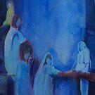 Family cycle by Ellen Keagy