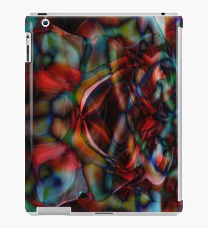 abstract 3 ipad iPad-Hülle & Klebefolie