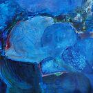 Rhapsody in Blue by Ellen Keagy