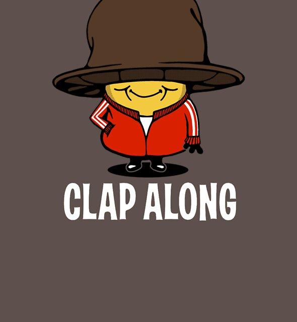 Clap Along... Cause I'm Happy by jimiyo