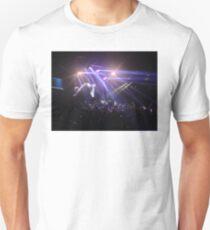 Lights Camera Flash Unisex T-Shirt