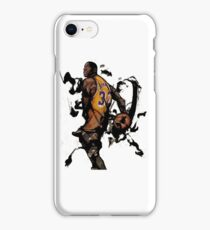 magic jhonson art iPhone Case/Skin
