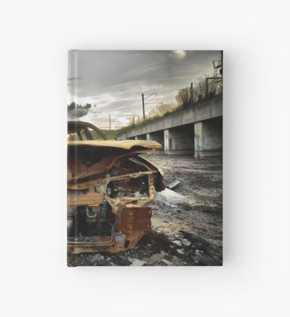 Strained Relations Hardcover Journal