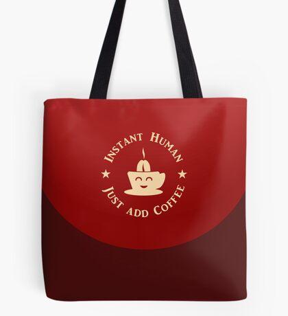 Instant Human VRS2 Tote Bag