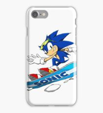 Sonic iPhone Case/Skin